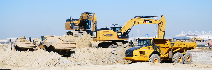 Excavation Services - Dallas Fort Worth - Construction